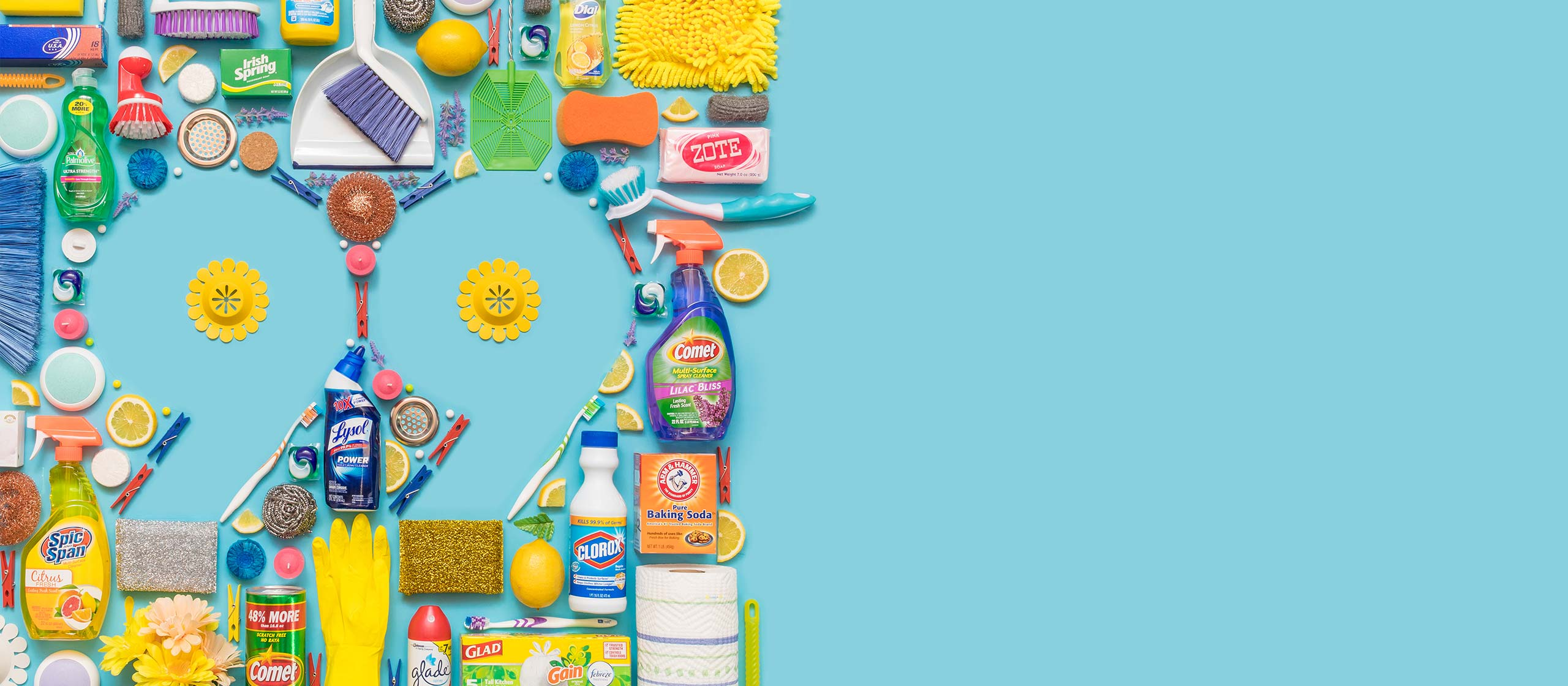 cleaning supplies 99 cents only stores